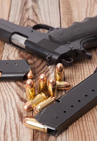 Munition Faustfeuerwaffen