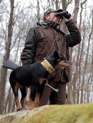 Jagd Wiederlader Symbolbild