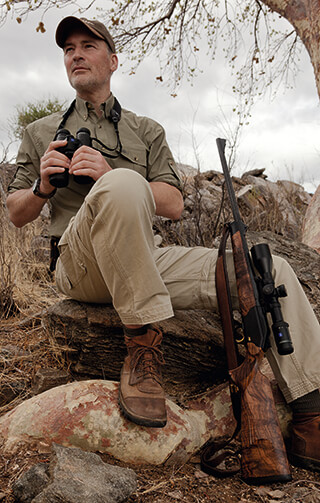 Jagdbedarf Symbolbild
