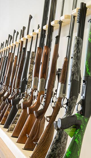 Waffengeschäft Innsbruck HF Jagdwaffen Gewehre