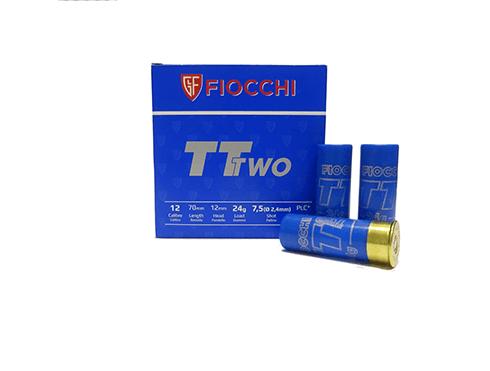 Fiocchi TT two 12/70 Trap Munition
