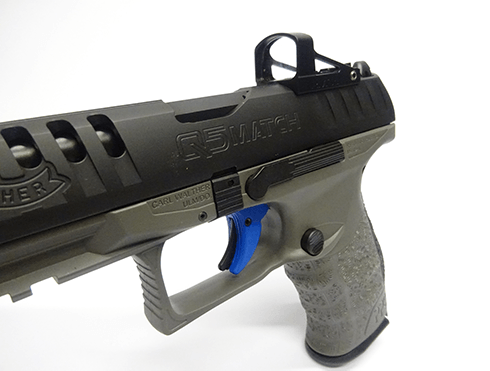 Walther Q5 Match Combo