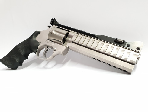 Kort Revolver National Standard Super Sport STX .357 Mag.