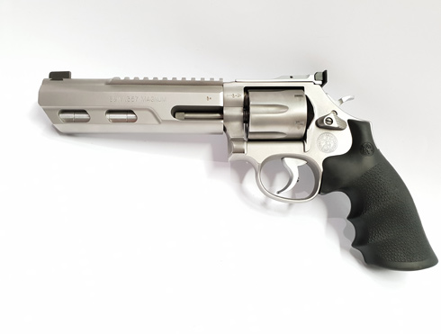 Smith & Wesson Revolver 686 Competitor Performance Center 357 Magnum