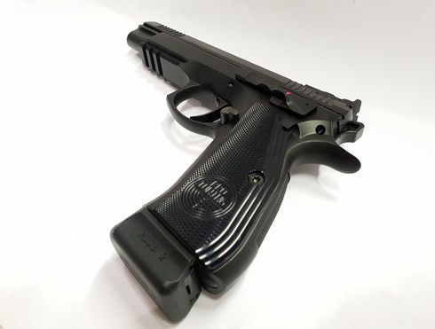 CZ 75 SP01 Taipan Pistole 9 mm Luger_1