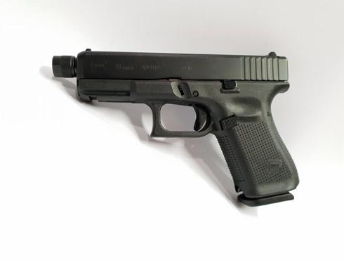 Glock Pistole 19 Gen5 9mm Luger Para Gewindelauf