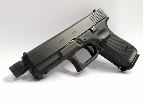 Glock Pistole 19 Gen5 9mm Luger Para Gewindelauf_2