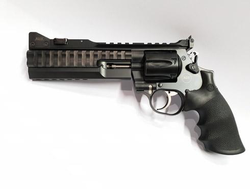 Korth Revolver National Standard Super Sports STX BLACK 357 Magnum 38 SPL _1