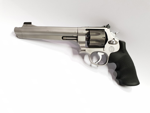 Smith & Wesson Revolver 929 Performance Center Jerry Miculek 9 mm Luger_1