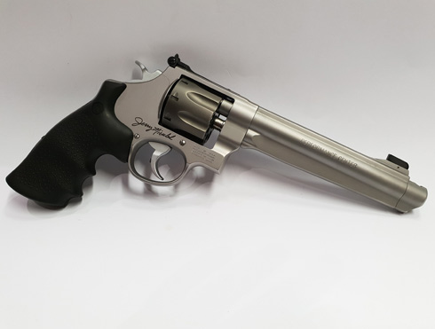 Smith & Wesson Revolver 929 Performance Center Jerry Miculek 9 mm Luger_2