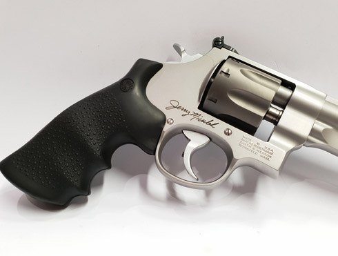 Smith & Wesson Revolver 929 Performance Center Jerry Miculek 9 mm Luger_3