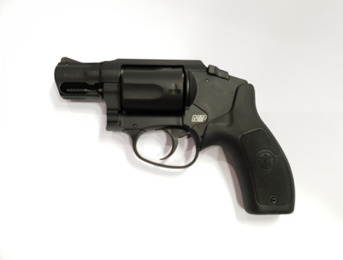 Smith & Wesson Revolver Bodyguard 38 Crimson Trace 38 SPL +P _1
