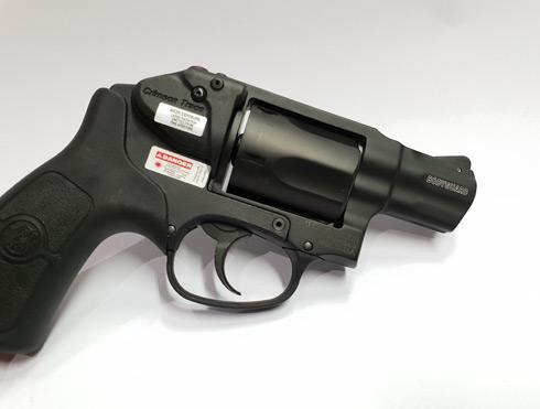 Smith & Wesson Revolver Bodyguard 38 Crimson Trace 38 SPL +P _2