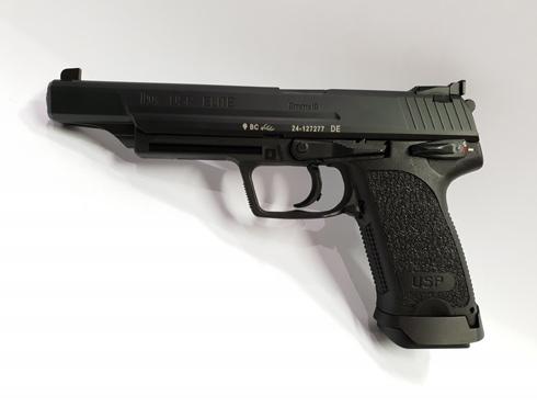 Heckler & Koch USP Elite 9mm PARA Luger HF Jagdwaffen_1