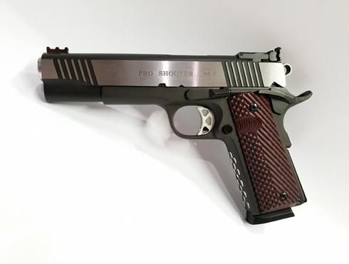 RBF Pistole Pro Shooter MK 5 45 ACP HF Jagdwaffen_1