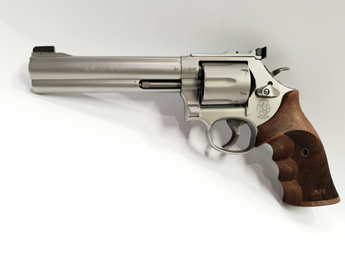 Smith & Wesson 686-6 Target Champion .357 Mag HF Jagdwaffen_1