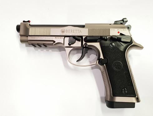 Beretta 92 X Performance 9x19 Pistole _1