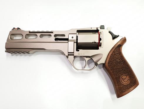 Chiappa Rhino 60DS 357 Mag Chrome Revolver_1