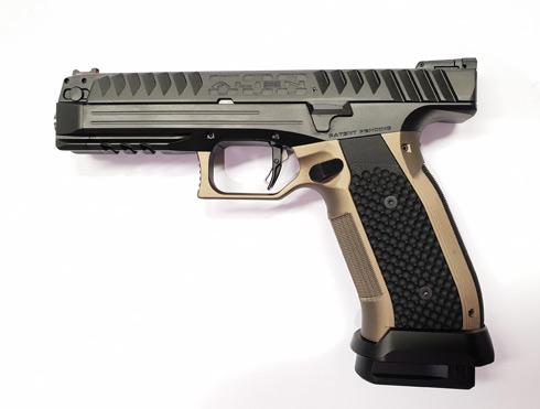 Laugo Arms Alien 500 9x19 Set Pistole_1