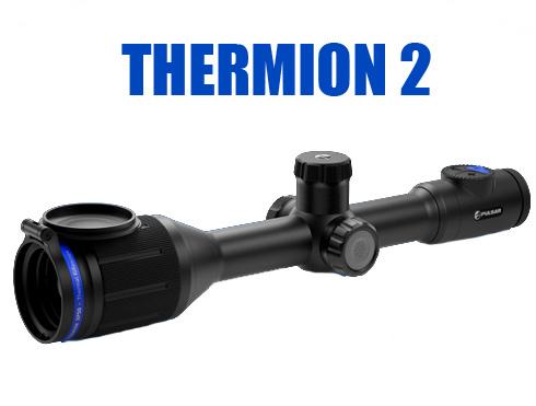 Pulsar Thermion 2 Wärmebild Zielfernrohr HF Jagdwaffen Innsbruck